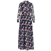Vêtements Femme Robes longues LPB Woman REHISUN Bleu / Multicolor