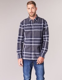 Vêtements Homme Chemises manches longues Oxbow CAMPO Marine