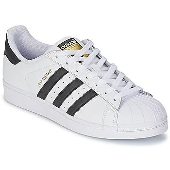 adidas Originals SUPERSTAR Blanc / Noir