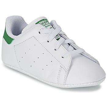 adidas Originals STAN SMITH CRIB Blanc / Vert