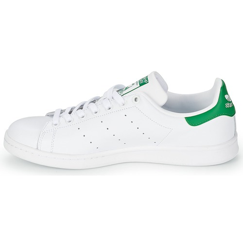 adidas Originals STAN SMITH Blanc / Vert