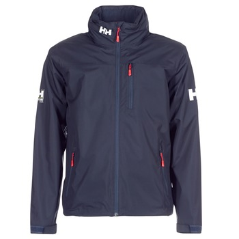 Vêtements Homme Blousons Helly Hansen CREW HOODED MIDLAYER JACKET Marine