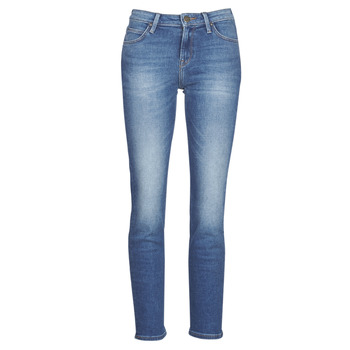 Vêtements Femme Jeans droit Lee ELLY Bleu medium