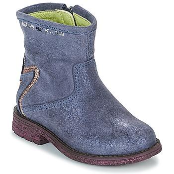 Chaussures Fille Boots Agatha Ruiz de la Prada 181970 VAGABUNDA Bleu