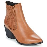 Chaussures Femme Bottines Musse & Cloud BECKY Cognac
