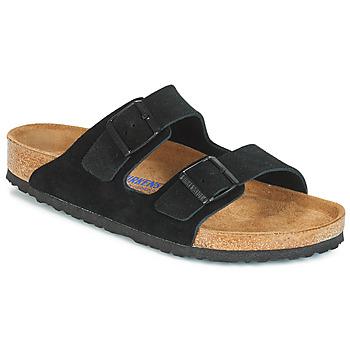 Chaussures Homme Mules Birkenstock ARIZONA SFB Noir