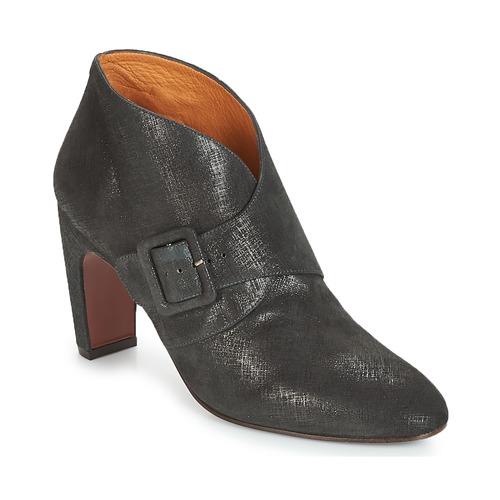 Chaussures Femme Bottines Chie Mihara ELBA Noir
