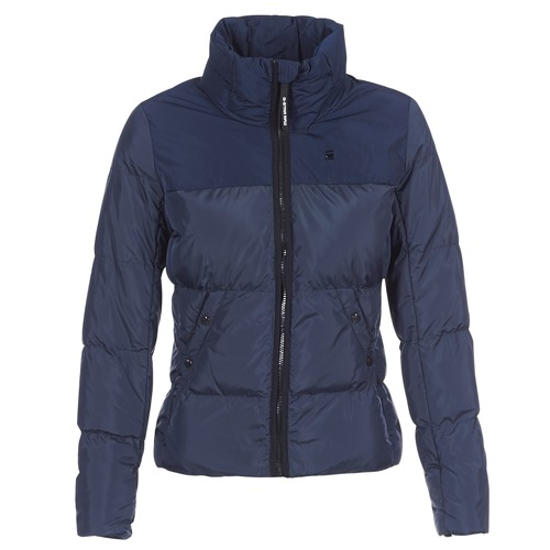 Vêtements Femme Doudounes G-Star Raw WHISTLER QLT SLIM Marine