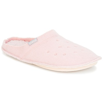 Chaussures Femme Chaussons Crocs CLASSIC SLIPPER Rose