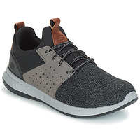 Chaussures Homme Baskets basses Skechers DELSON CAMBEN GREY