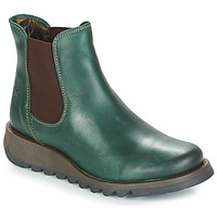 Chaussures Femme Boots Fly London SALV PETROL -GREEN