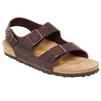 Sandale Birkenstock MILANO PREMIUM Marron