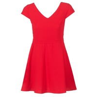 Vêtements Femme Robes courtes Betty London JALDE Rouge