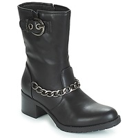 Chaussures Femme Bottines LPB Shoes LOANNE Noir
