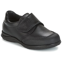 Chaussures Garçon Derbies Pablosky BAKLAVO NOIR
