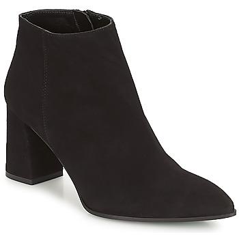 Chaussures Femme Bottines Paco Gil CAROLINA Noir