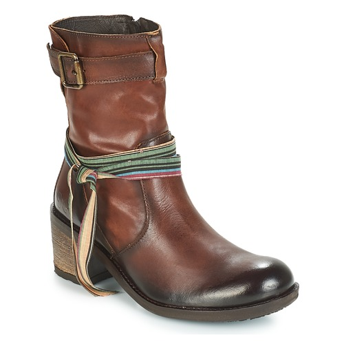 Chaussures Femme Bottines Felmini URRACO Marron