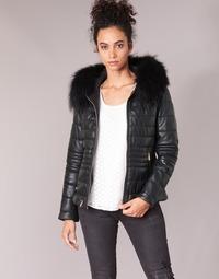 Vêtements Femme Doudounes Oakwood JELLY Noir
