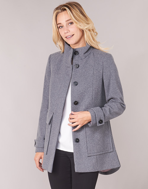 Vêtements Femme Manteaux Benetton MARTINO Gris