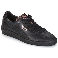 Chaussures Femme Baskets basses Puma WN TE-KU ARTICA.BLACK-BLAC BLACK