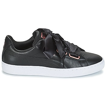 Baskets basses Puma WN SUEDE HEART LEATHER.BLA