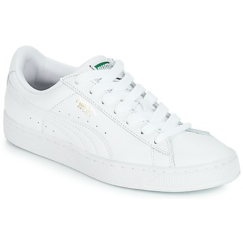 Chaussures Baskets basses Puma BASKET CLASSIC LFS.WHT Blanc