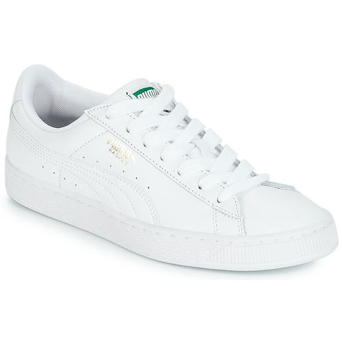 e028c97d14d0 Puma BASKET CLASSIC LFS.WHT Blanc - Chaussure pas cher avec Shoes.fr ...