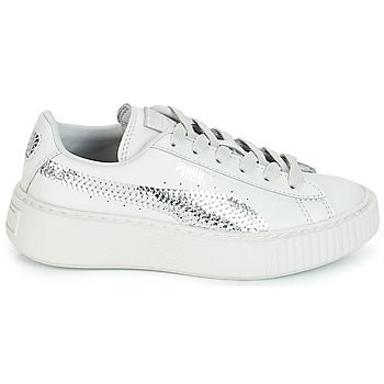 Baskets basses enfant Puma G PS B PLATFORM BLING.GRAY