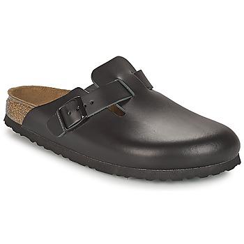 Chaussures Homme Sabots Birkenstock BOSTON Noir