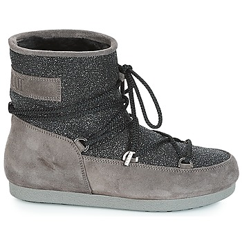 Bottes neige Moon Boot FAR SIDE LOW SUEDE GLITTER