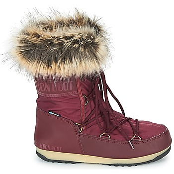 Bottes neige Moon Boot W.E. MONACO LOW WP