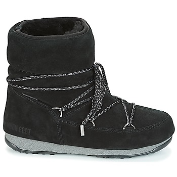 Bottes neige Moon Boot LOW SUEDE WP