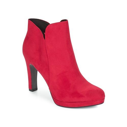 Chaussures Femme Bottines Tamaris LYCORIS Bordeaux