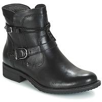 Chaussures Femme Boots Tamaris ANOUK Noir