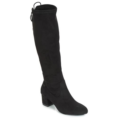 Chaussures Femme Cuissardes Tamaris PEDAS Noir