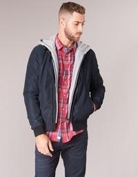 Vêtements Homme Vestes en cuir / synthétiques Kaporal LODY Bleu