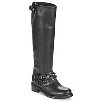 Chaussures Femme Bottes ville Mimmu MELVYN Noir