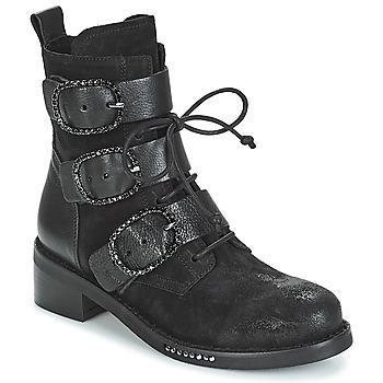 Chaussures Femme Boots Mimmu MOEZ Noir