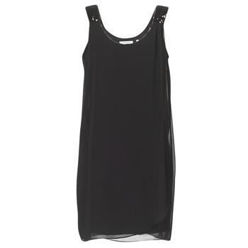 Vêtements Femme Robes courtes Naf Naf KLOE Noir