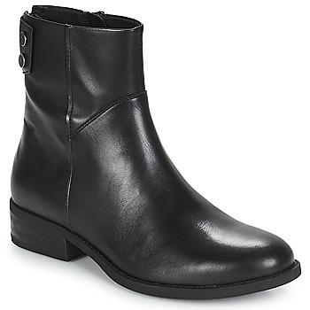 Chaussures Femme Boots Vagabond CARY Noir
