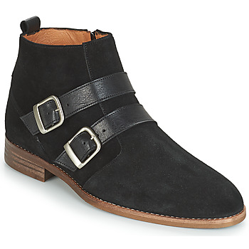 Chaussures Homme Boots Kost TERRIBLE 5 A Noir