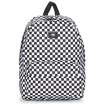 Sacs Sacs à dos Vans OLD SKOOL II BACKPACK Noir / Blanc