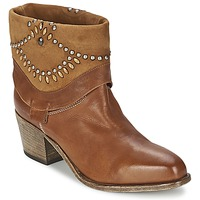 Chaussures Femme Bottines Vic AGAVE Marron