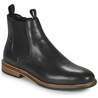 Chaussures Homme Boots Schmoove PILOT CHELSEA Noir