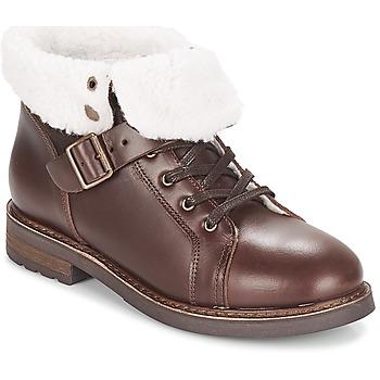 Chaussures Femme Boots PLDM by Palladium BOCK CLN Marron