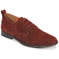 Chaussures Femme Derbies PLDM by Palladium PICADILLY SUD Rouge brique