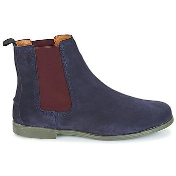 Boots Sebago chelsea donna suede