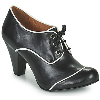 Chaussures Femme Derbies Cristofoli GRENATAS Noir