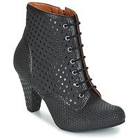 Chaussures Femme Bottines Cristofoli KARANA Noir