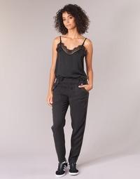 Vêtements Femme Pantalons cargo Ikks MIRSSEEP Noir